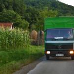 il camion della Cooperativa